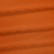 Orange Polyester Poplin Fabric