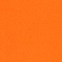 Orange Kona Cotton Solid Fabric by Robery Kaufman