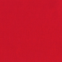 Red Kona Cotton Solid Fabric by Robert Kaufman