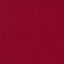 Rich Red Kona Cotton Solid Fabric by Robery Kaufman