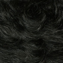 Black Arctic Fox Faux Fur