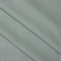 Light Aqua Brushed Wool Twill Fabric