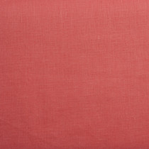 Coral Linen Fabric