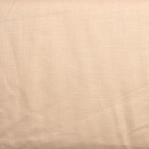 Cream Lightweight 100% Linen Fabric