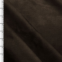 Brown Upholstery Suede
