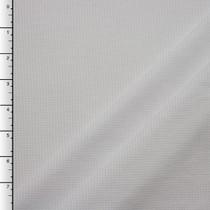 White Waffle Knit