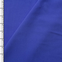 Royal Blue Rayon Challis