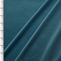 Teal Shiny 4-way Stretch Nylon/Lycra