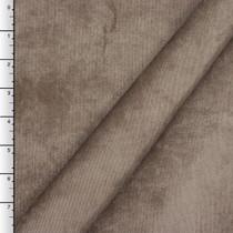 Sand Upholstery Velvet