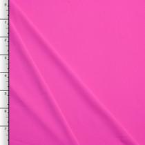 Hot Pink Midweight Nylon/Lycra
