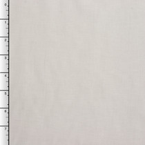 "44"" Bleached White Cotton Muslin"