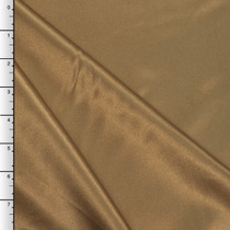 Gold Midweight Bridal Satin