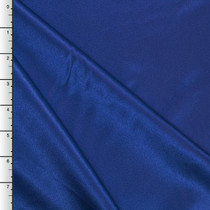Royal Blue Midweight Bridal Satin