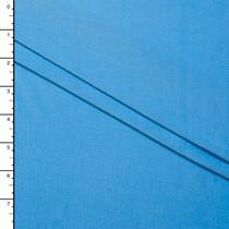 Bright Sky Blue Stretch Jersey Knit