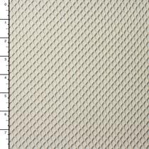 Ivory Cotton Fishnet