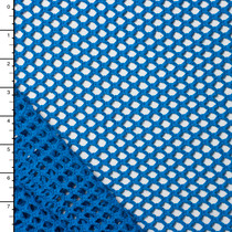 Turquoise Large Cotton Fishnet