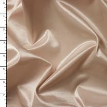 Nude 'Wet Look' Shiny 4-Way Black Nylon/Lycra