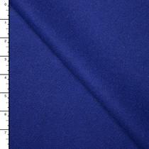 Royal Blue Designer Wool Melton