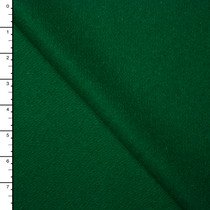 Green Designer Wool Melton