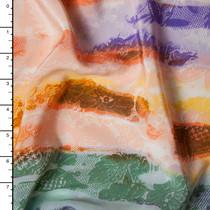 Designer Silk Crepe De Chine Print #15941