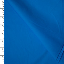 Cobalt Blue Stretch Cotton Broadcloth