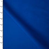Royal Blue Stretch Cotton Broadcloth