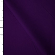 Purple Midweight Stretch Cotton Broadcloth
