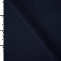 Navy Blue Stretch Cotton Broadcloth