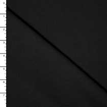Black Premium Midweight Cotton Lycra