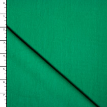 Kelly Green Premium Midweight Cotton Lycra Jersey Knit