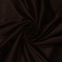 Brown Charmeuse Satin