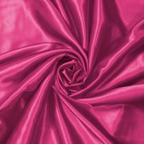 Hot Pink Charmeuse Satin