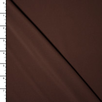 Chocolate Brown 5.8 oz Nylon/Lycra