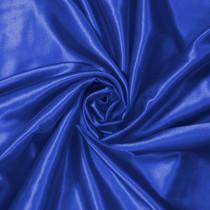 Royal Blue Charmeuse Satin
