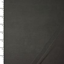 Charcoal Modal Jersey Knit