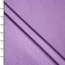 Muted Lilac Stretch Rayon Jersey Solid
