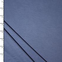 Slate Blue Modal Jersey Knit