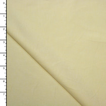 Yellow Cotton Oxford Cloth