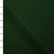 Hunter Green Designer Midweight Stretch Ponte De Roma