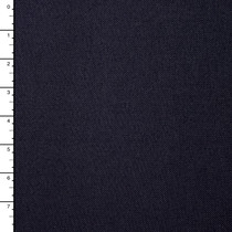 Blue Denim-Look Knit