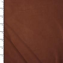 Nutmeg Brushed Modal Jersey Knit