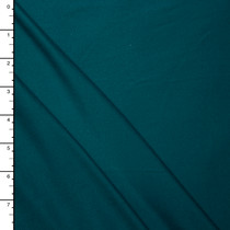 Teal Double Brushed Poly Spandex Knit