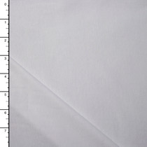 White Rayon Interlock Knit