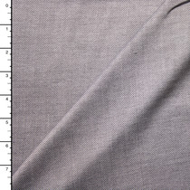 Grey Ranchero Rayon Chambray by Robert Kaufman