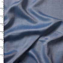 Denim Blue Ranchero Rayon Chambray by Robert Kaufman