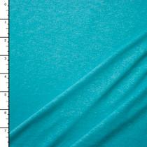Bright Aqua Rayon Lycra Jersey
