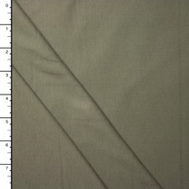 Taupe Cotton/Bamboo Stretch Jersey Knit