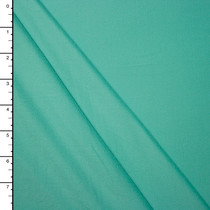 Aqua Double Brushed Poly Spandex Knit