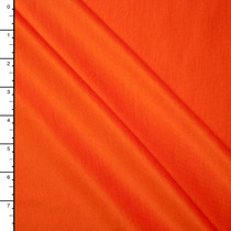Orange Midweight Stretch Ponte De Roma