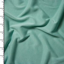 Soft Aqua Brushed Modal Jersey Knit